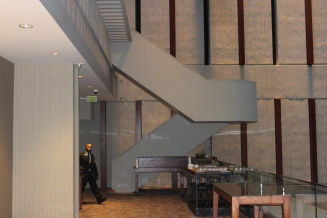 Isn't this staircase amazing?