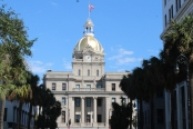 The City Hall.