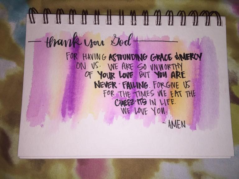 watercolor prayer 1